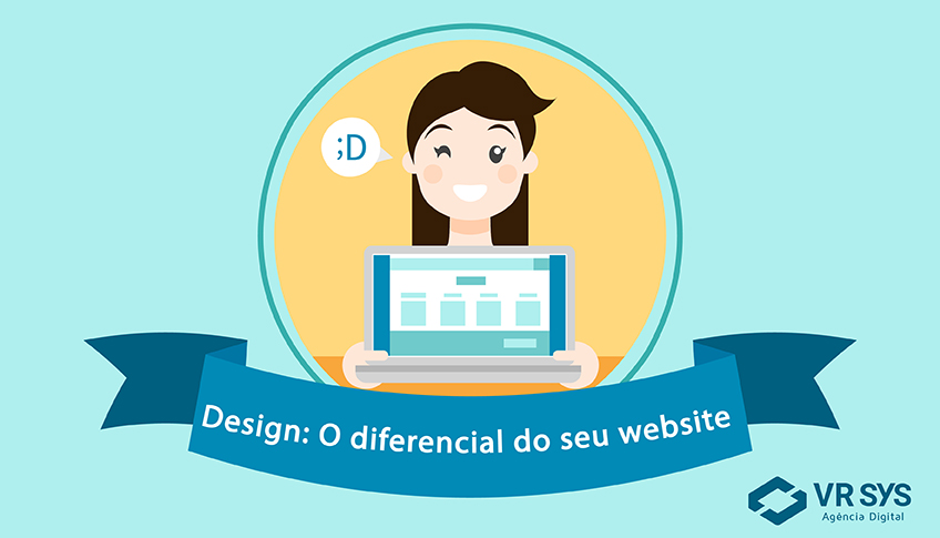 Design O Diferencial Do Seu Website