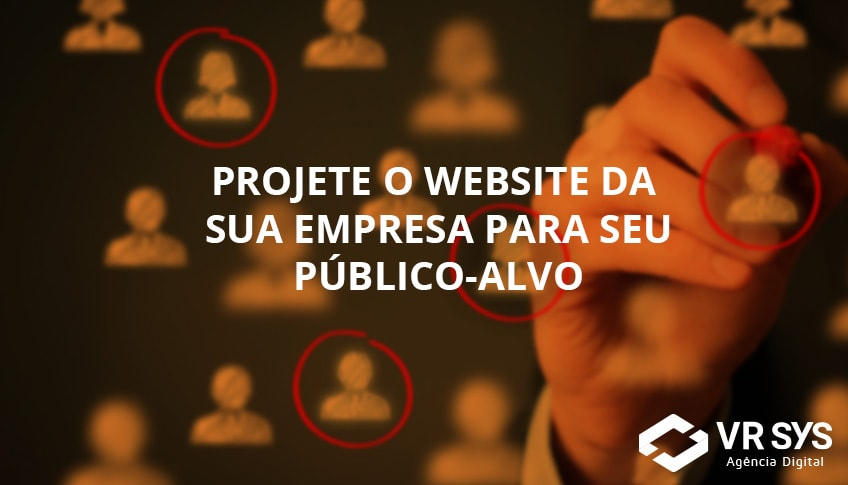 Projete O Website Da Sua Empresa Para Seu Publico Alvo