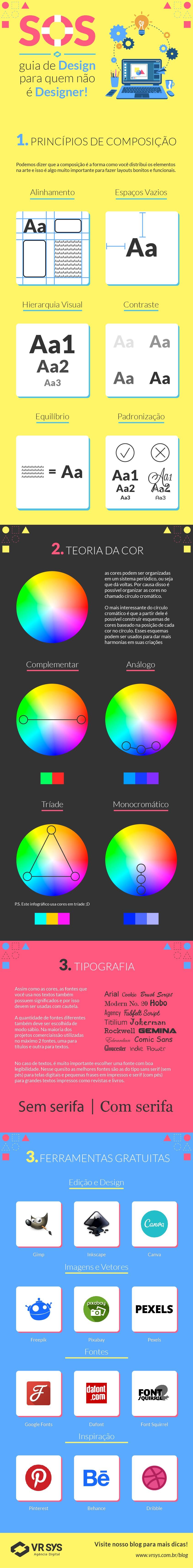 S.O.S – Guia de Design para quem não é Designer
