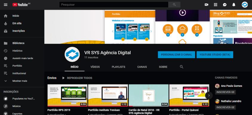 6e8eed853 youtube para lojas virtuaiscomo usar videos para vender imagem canal vr sys
